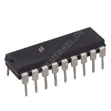 TDA 2595 Schaltkreis