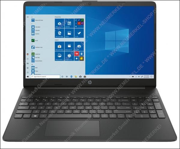 HP 15-bw004ng silber Notebook