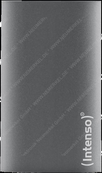 Intenso SSD Business 500 GB Externe SSD USB-C...