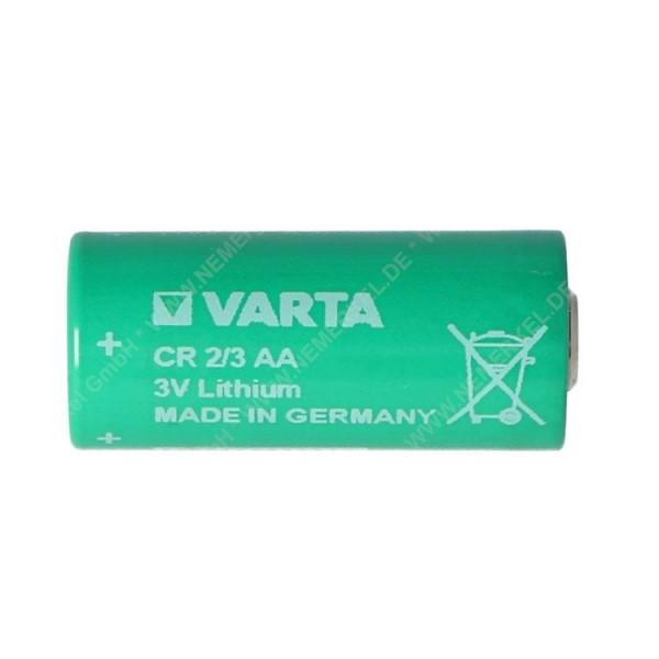 CR 2/3 AA Lithium Batterie, Varta...