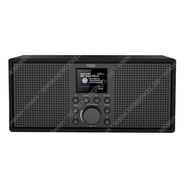 XORO DAB 700 IR, WLAN-Stereo-Internetradio...