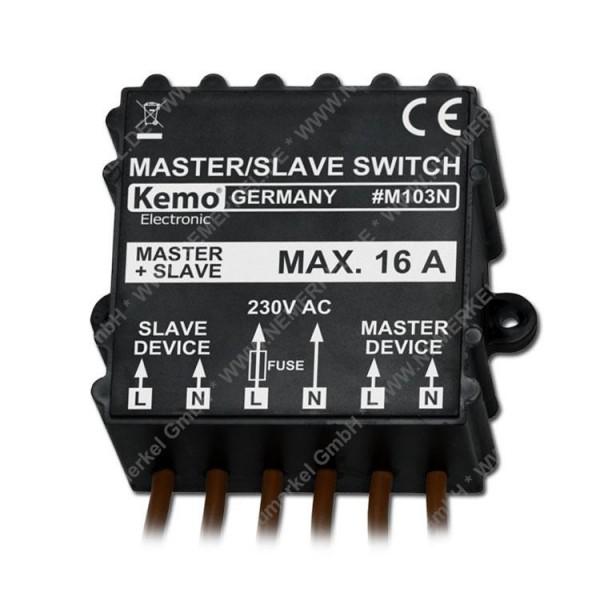 Master/Slave Schalter 230 V/AC...