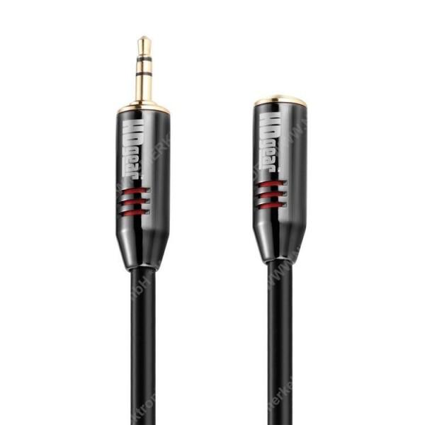 Klinken Verl. 3,5mm Stereo - HDGear Polybag- 5,00m