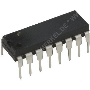 HEF 4521 BP CMOS DIP 16