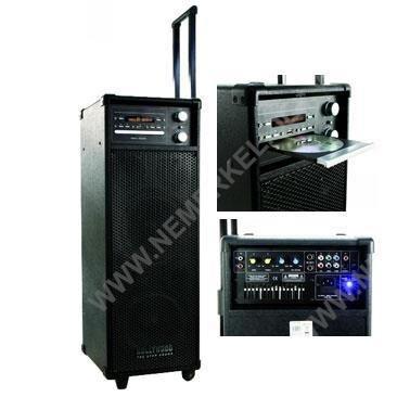 "Soundsystem Hollywood ""Wireless Port8 V2"""