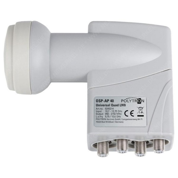 LNB OSP-AP 40 Universal-Quad...