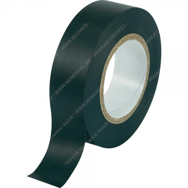 Isolierband PVC schwarz 20m...