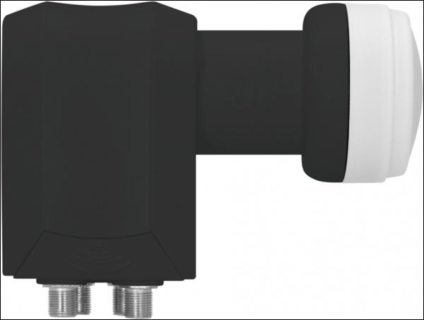 Universal Quad-LNB, Feedaufnahme 40mm...