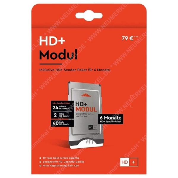 CI+ Modul mit HD+ Karte 6 Monate...
