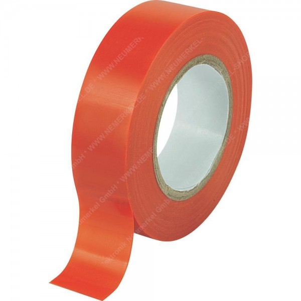 Isolierband PVC rot 10m...