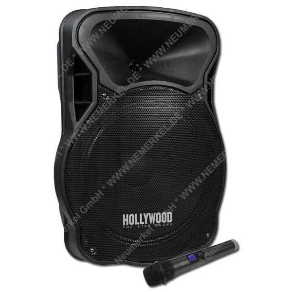 Soundsystem Hollywood MB-15...