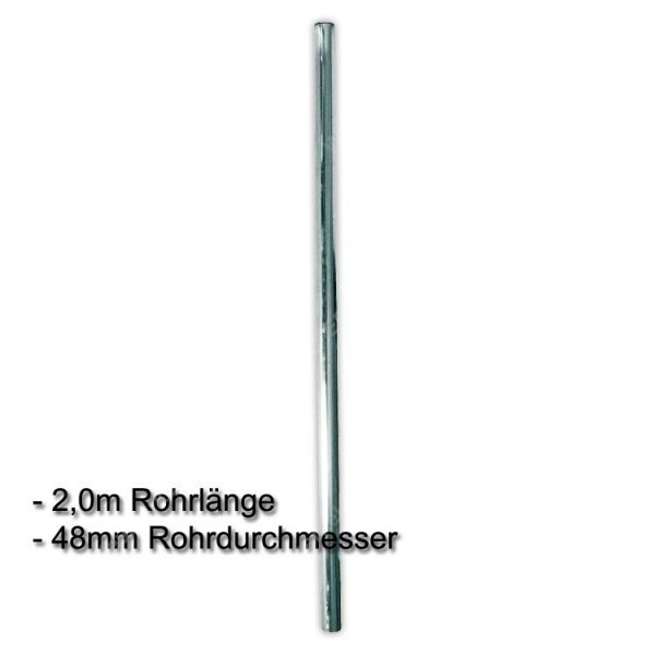 ZAS 05 Mast 2,0m, 48mm…