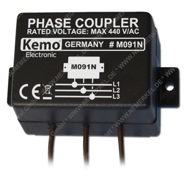Phasenkoppler für Powerline Produkte...