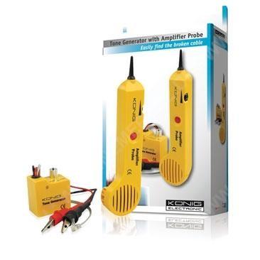 Kabelfinder mit Sender und Sensor ...