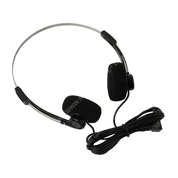 Stereo Kopfhörer mit 3,5mm Klinkenstecker...