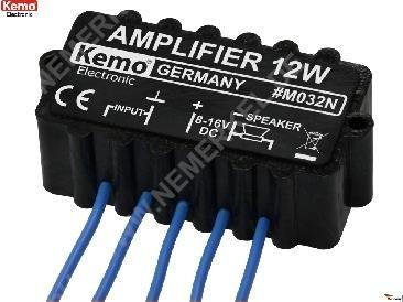 "M 032N 12W Verstärker-Modul ""Kemo"""