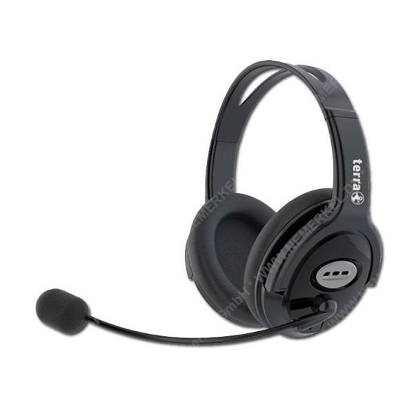 TERRA Headset JP-HS1000 binaural USB...
