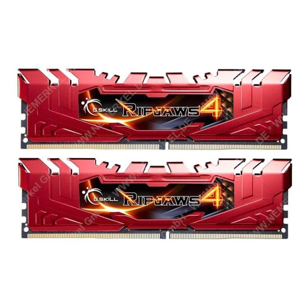 DDR4 RAM 8 GB PC2666 KIT GSKILL (2x4GB)