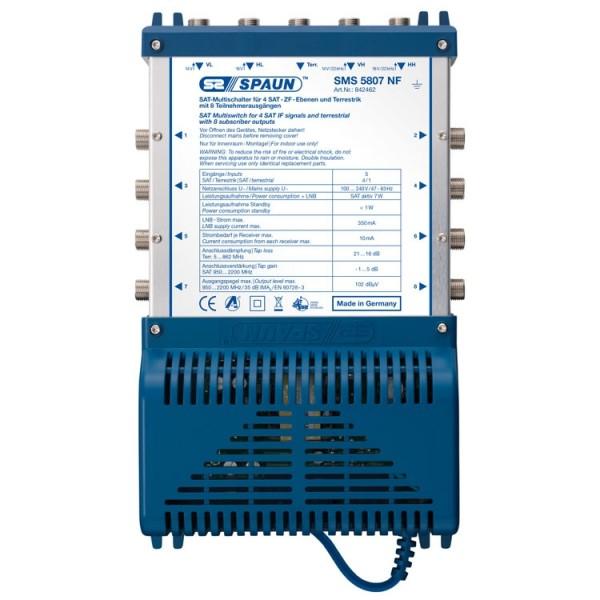 SMS 5807 NF SAT-Multischalter * A *...