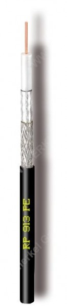 Koax Cavel RP 913PE-100m Spule, 1.13/4.8 ...