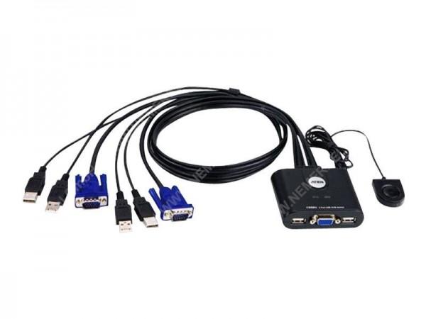 Aten CS-22U KVM Switch USB