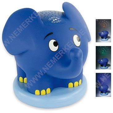 Sternenlicht Elefant, projiziert Sternenhimmel...