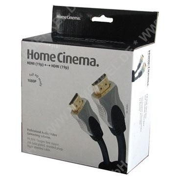HDMI Profikabel St.-St. 2,0m mit vergold. Stecker