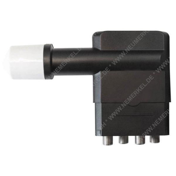 MEGASAT LNB 23mm Quad 0,1dB...