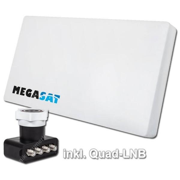 Megasat D4 Profiline, Megasat für 4 Teilnehmer...