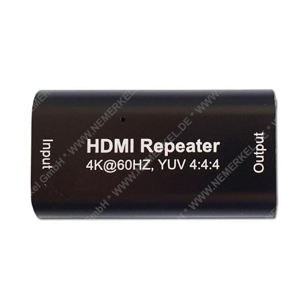 HDMI Repeater, passiv, 4K tauglich, sw...