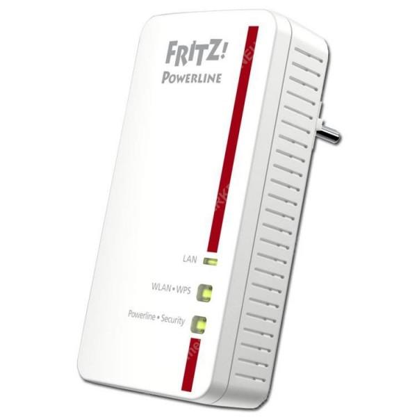 AVM FRITZ!Powerline 1260E Einzeladapter...