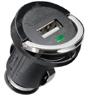 KFZ USB LADE-ADAPTER MINI 12-24V OUTPUT 5V/1200MAH