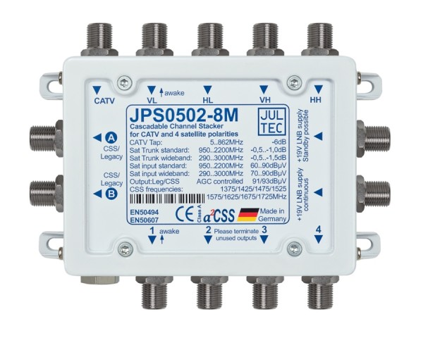 JPS 0502-8M Einkabelumsetzer...