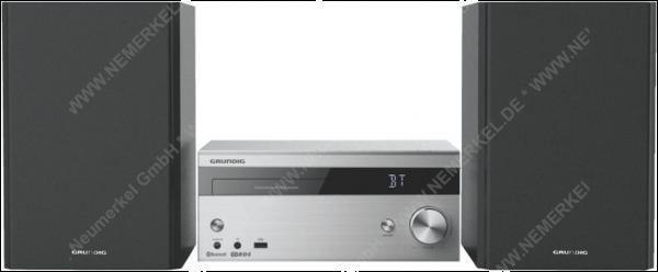 Grundig CMS 4000 BT DAB+ Micro-Stereo-System...