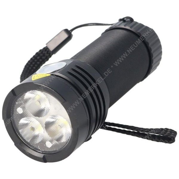 Bullworker 3.3 LED Taschenlampe, sw...