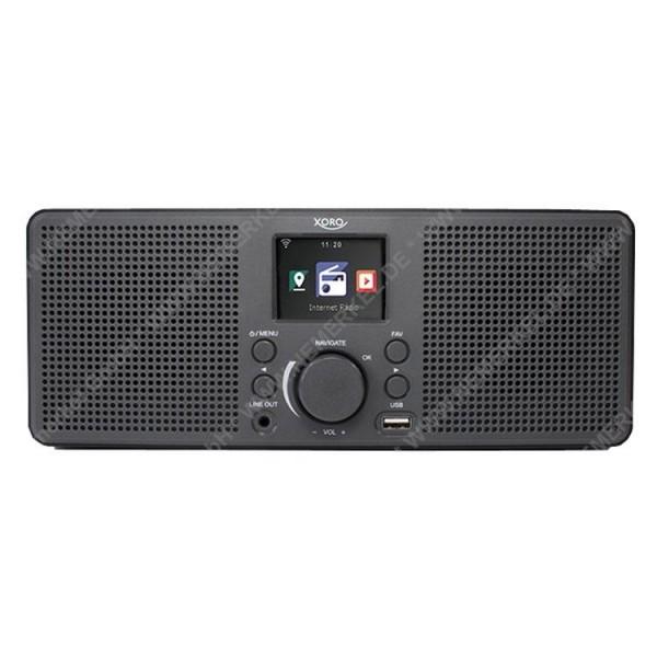 XORO HMT 420, WLAN-Internet Radio, sw...