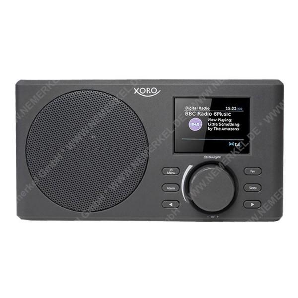 XORO DAB 150 IR, WLAN-Internetradio, sw...