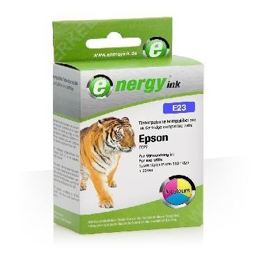 E 23 Energy Ink Epson T027 color
