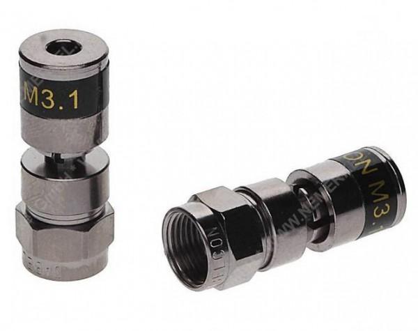 CABELCON FM-MINI-TD QM 3,1 Compressions-Stecker