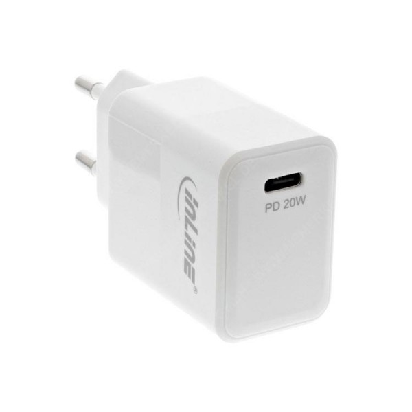 Travel Charger 1x USB-C 3.000mA, ws...