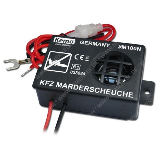 M 100 KFZ Ultraschall Marderscheuche...