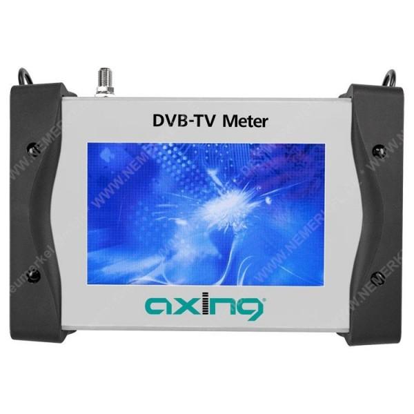 MG 1-00 DVB-S/S2, T/T2, C/C2 TV-Messgerät...